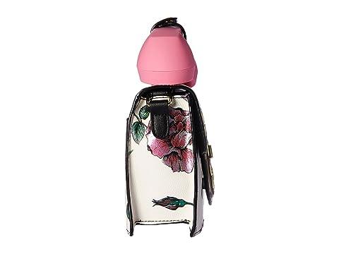 Mini Del Teléfono Bolso Betsey Blanco Johnson Floral 4ARqpwTxP