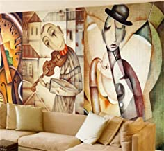 YCRY - Wallpaper Vintage Eugene Ivanov Art for - Wall mural - Wall decoration - Poster picture photo - HD print - Modern decorative -including paste-450x300cm