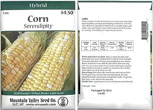 triple sweet corn varieties
