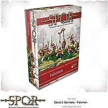 Warlord Games SPQR: Dacia & Sarmatia - Dacian Falxmen
