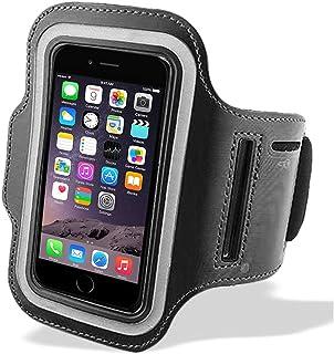 d9dde6d01a1 Mundo calidad iphone 5 de brazaletes comprar 1 GET 1 libre 5/5S/5 C iPod  Touch 5 Brazalete deportivo correa de cinturón banda funda carcasa Pouch  Titular de ...