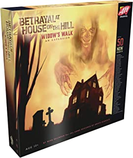 Avalon Hill Betrayal At House On The Hill: Widow's Walk Expansion
