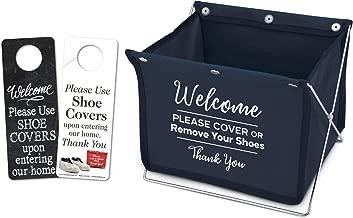 shoe cover box