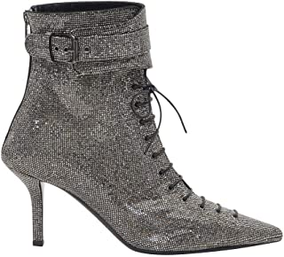 PHILOSOPHY Luxury Fashion Womens A320971771602 Silver Ankle Boots | Fall Winter 19