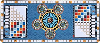 MAYL Card Game Playmat for Azul Board Game 27.5 X 11.8 inch