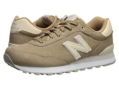 New Balance Classics ML515 (Hemp/Light Cliff Grey) Men