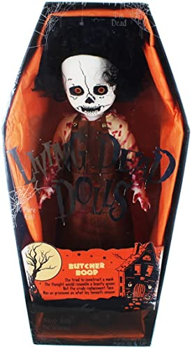 Butcher Boop Living Dead Dolls Series 32 Action Figure Gothic Horror Collectible by Living Dead Dolls