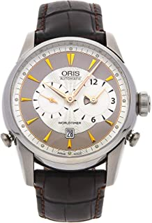 Artelier Mechanical (Automatic) Silver Dial Mens Watch 690 7581 4051LS (Certified Pre-Owned)