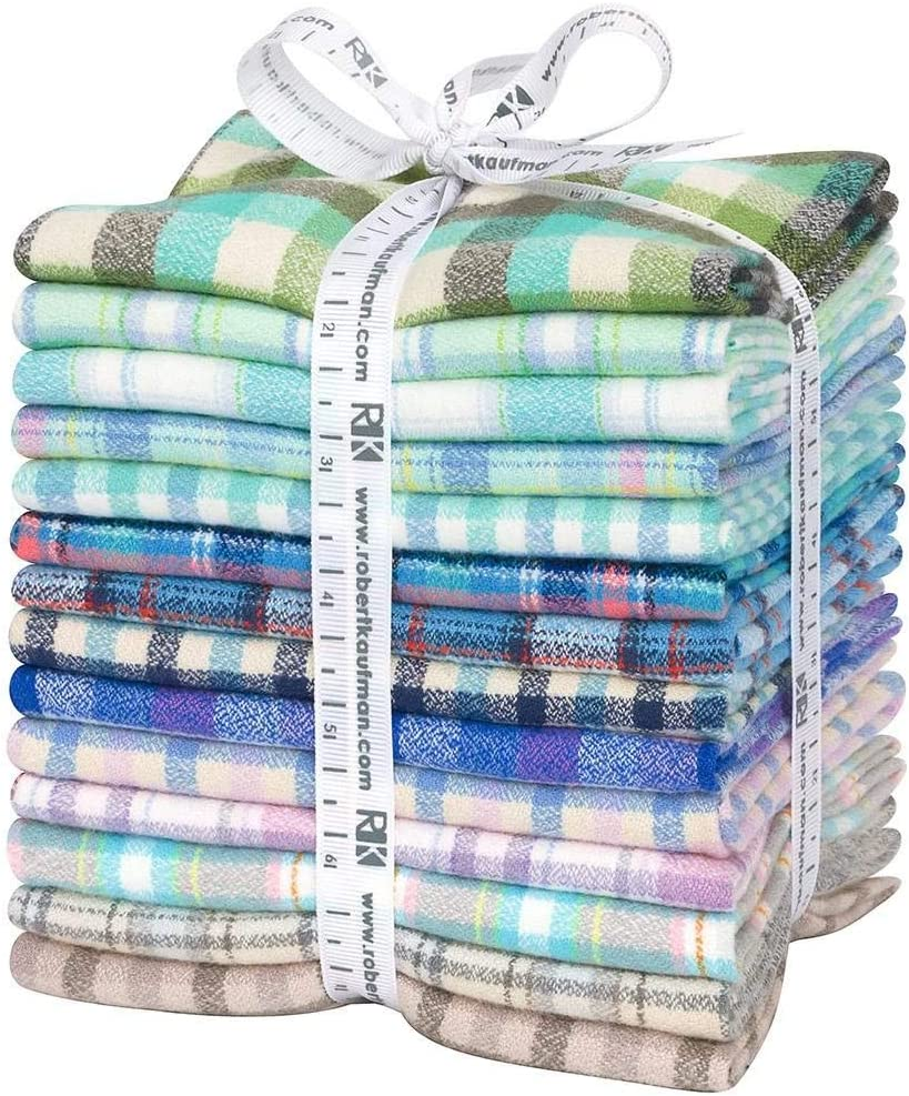 Robert Kaufman Fabrics Mammoth Junior Quarters 14 - Super beauty product restock quality Washington Mall top Fat Flannel