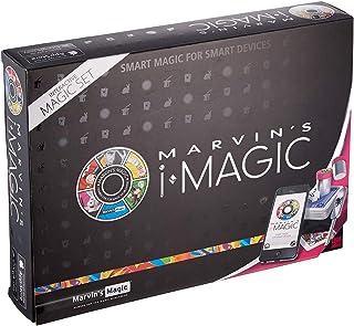 Marvins iMagic Interactive Box of Tricks Set Black