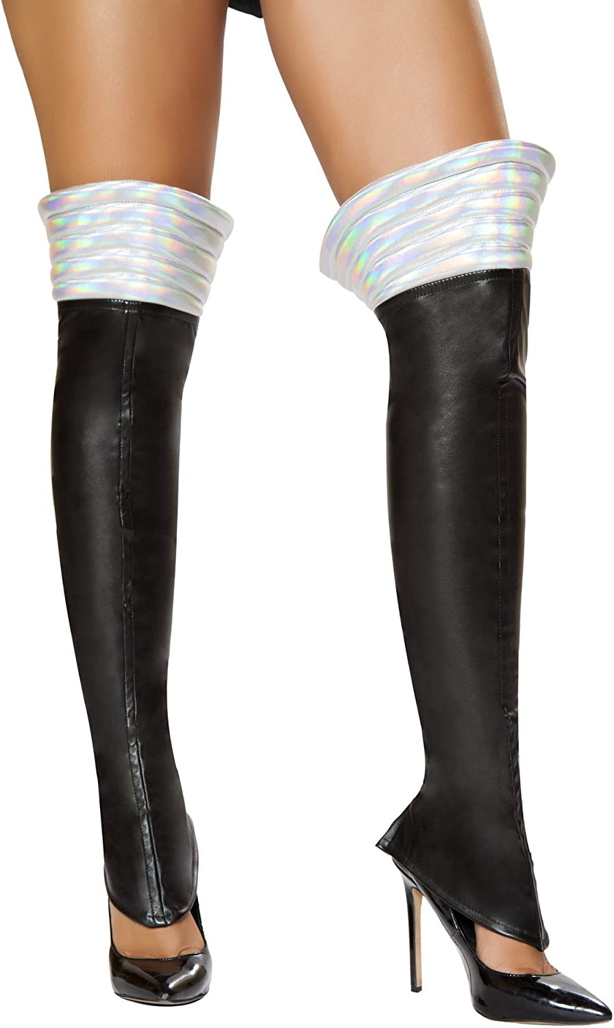 RMLW4738 Max 44% OFF - Black Fresno Mall Space Costume Leggings Girl Accessory