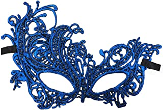 White Black Lace Masquerade Masks for Party Prom Ball Mardi Gras Women