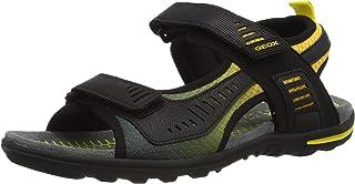 Geox Men's U Tevere a Open Toe Sandals