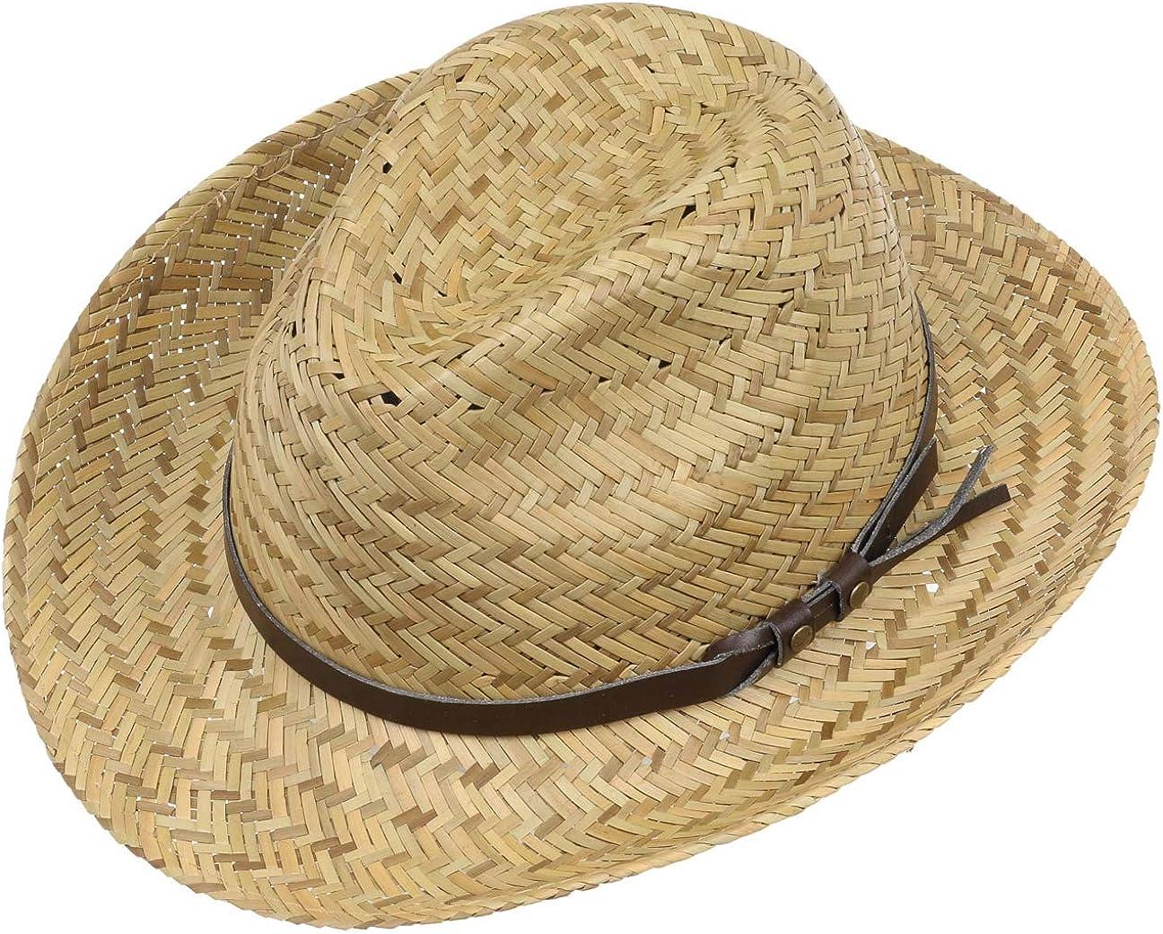 Made in Italy de Cowboy d/ét/é Plage Printemps-ete Lipodo Chapeau pour Enfant Wyoming