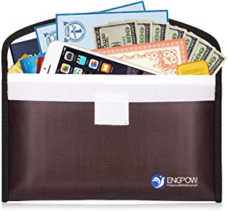 Fireproof Cash Envelope System for Budgeting and Saving Money Budget Keeper 10.2