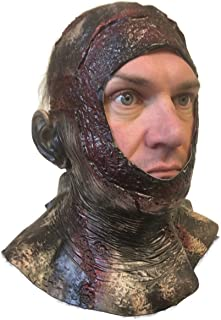 Rotting Bloody Hood Mask, Jason, Halloween, Horror Costume
