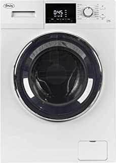 Terim 6 Kg 1000 RPM Front Load Washing Machine, White - TERFL6900, 1 Year Warranty