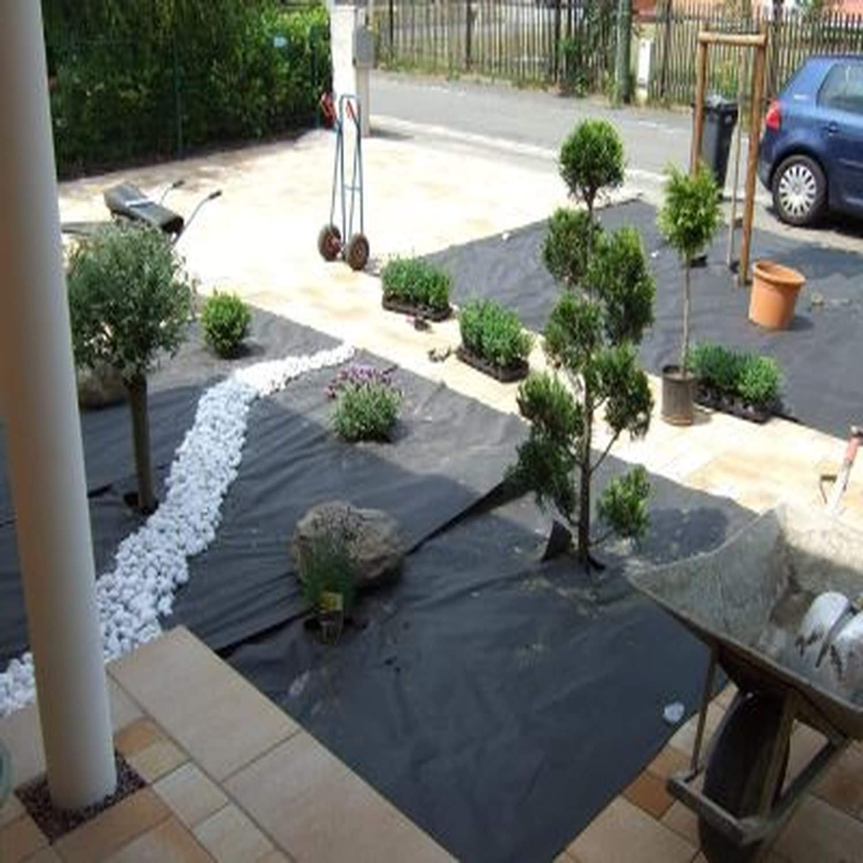 Top-Multi Fieltro antimalas Hierbas para jardín, 50 g, 100 g, 150 ...