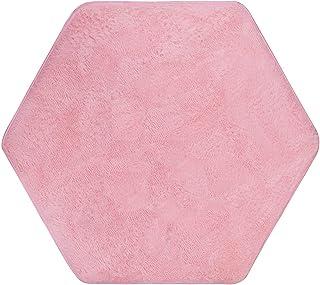 MumooBear Rug Pad Mat Playhouse Cushion for Kids Play Tent Hexagon Princess Castle