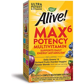 Nature's Way Alive!, 90 Vcaps