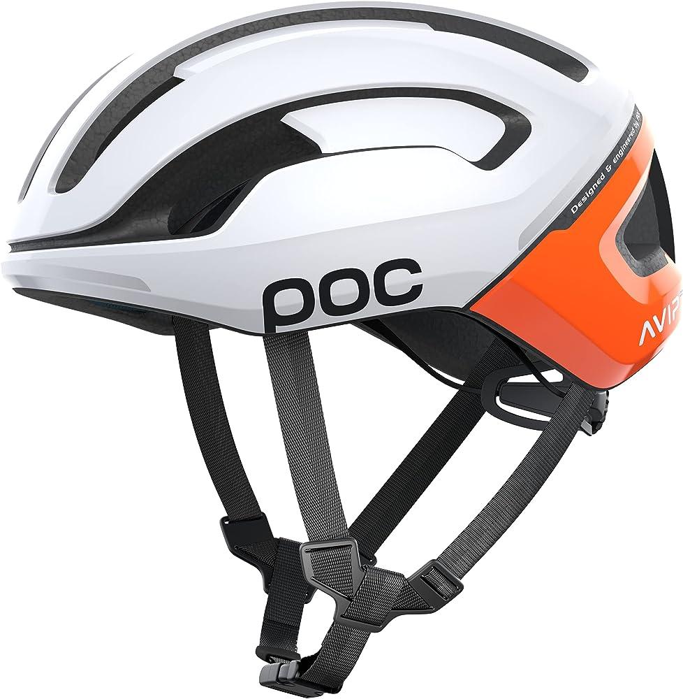 Poc omne air spin casco per bici in eps a densità variabile 10721
