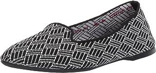 Skechers Cleo - Huntington - Printed Engineered Knit Loafer Skimmer womens Ballet Flat