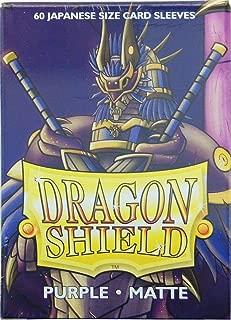 Arcane Tinmen ApS ART11109 Dragon Shield Japanese Card Game, Matte Purple