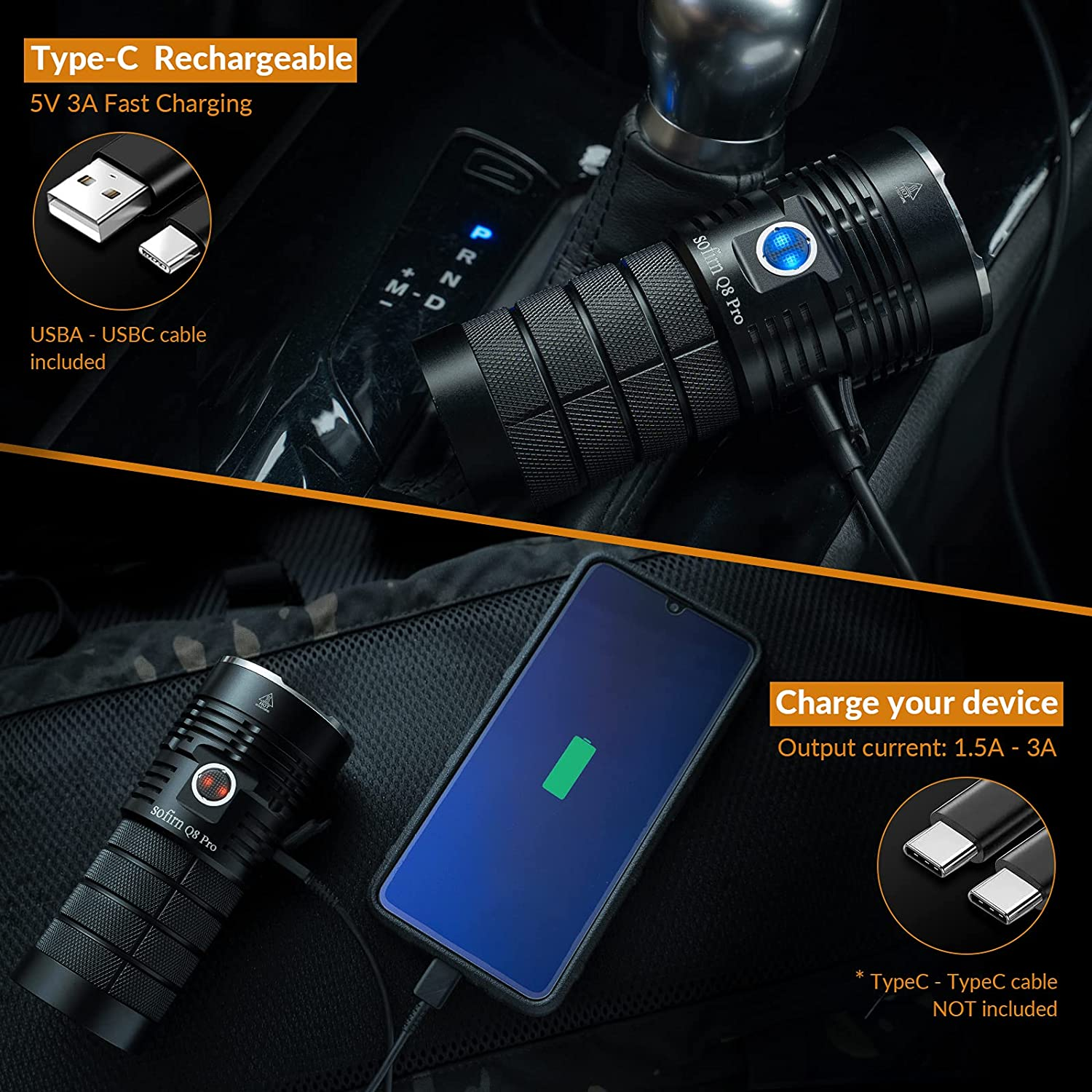 Power bank feature