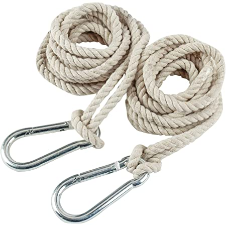 Garden Camping Hammock Tree Swing Straps Rope Kit Hanging Chair Outdoor 6A
