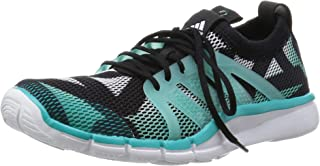 adidas Core Grace Womens Fitness Trainers/Shoes - Black and Blue