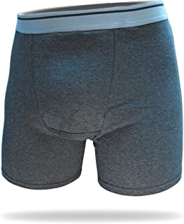 A50 Dri-Jock Incontinence Underwear Washable Boxer Brief for Men