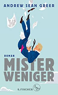 Mister Weniger: Roman (German Edition)