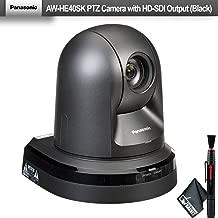 Panasonic AW-HE40SK PTZ Camera with HD-SDI Output (Black) (AW-HE40SKPJ9)