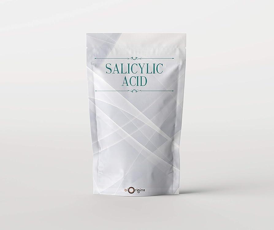 膨らみ分混合Salicylic Acid Powder - 1Kg