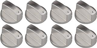 comprar comparacion Migaven 8 Piezas Rotatorio Perillas de Universal Metal de Control de Reemplazo Accesorios para Cocinas/Cocina de gas/Horno...