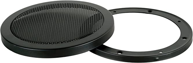 Parts Express Steel Mesh 2-Piece Grill for 6-1/2