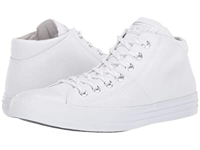 Converse Chuck Taylor All Star Madison Final Frontier Mid (White/White/Silver) Women