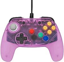 Retro Fighters Brawler64 Gamepad Next Gen Controller for N64 - Purple