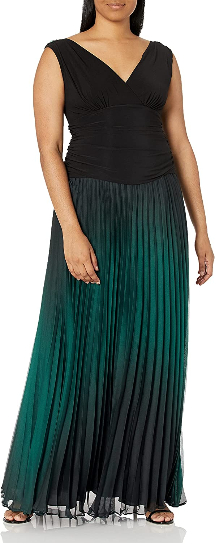 お得 S.L. Fashions Women's Maxi Chiffon 訳あり品送料無料 Skirt Dress Print