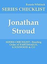 Jonathan Stroud - SERIES CHECKLIST - Reading Order of BARTIMAEUS, LOCKWOOD & CO