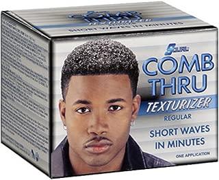 Luster's S-Curl Comb Thru Texturizer, Regular 1 kit (Pack of 12)