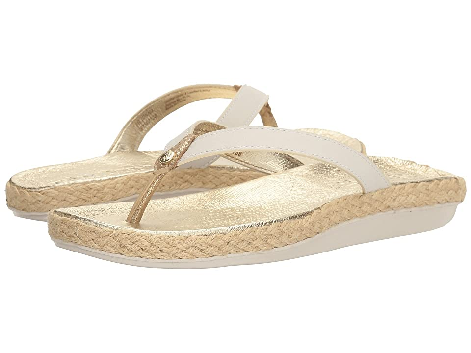 Tommy Bahama Relaxology(r) Ionna (White 2) Women