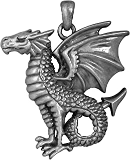 Léviathan Dragon Boucles D/'oreilles