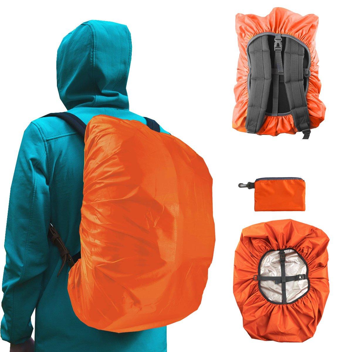 Frelaxy Waterproof Backpack Rain Cover 15-90L