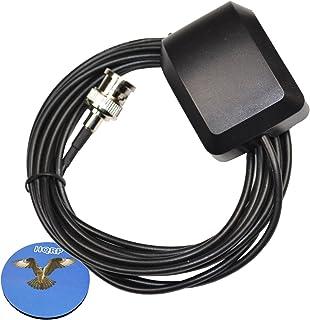 HQRP Antena Externa GPS para Garmin GPSMAP 478/492 / 495/496 / 498C Sounder / 520 / 520S / 525 / 525S / 535 / 535S / 540 /...