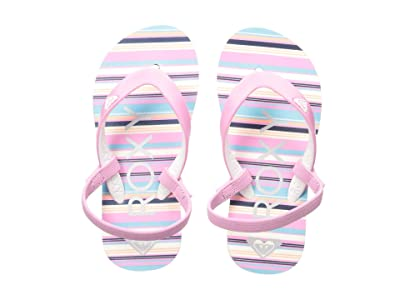 Roxy Kids Tahiti VI (Toddler) (Pinstripe) Girls Shoes