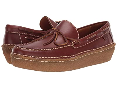 Polo Ralph Lauren Myles Loafer (Deep Saddle Smooth Oiled Leather) Men