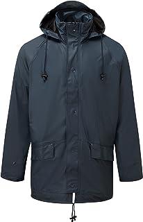 Fortress 221/NV-M Medium Air Flex Waterproof Jacket - Blue
