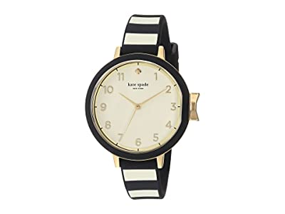 Kate Spade New York Park Row KSW1313 (Black) Watches