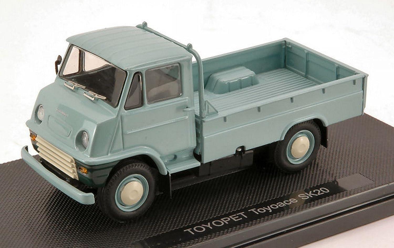 precioso Ebbro EB44568 TOYOPET TOYOACE SK20 Truck 1959 Light azul-Ash azul-Ash azul-Ash 1 43 Die Cast Model Compatible con  Todo en alta calidad y bajo precio.